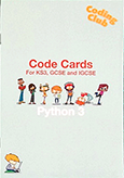 Coding Club Code Cards